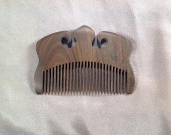 E0016- Wooden Comb