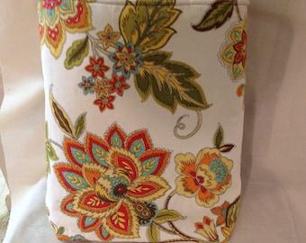 Tote bag, Yarn bag, Book bag, Reusable bag,