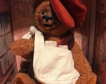 NIB Gund Cinnabears, DILL Teddy Bear.