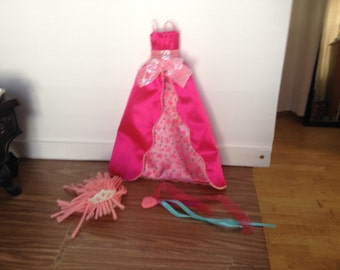 Fairy Godbrother Costume w/ wig & wand (collector's items)