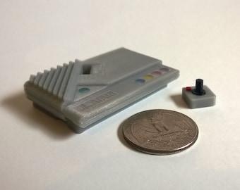 Mini Atari XEGS - 3D Printed!