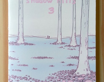 Shadow Hills issue 3