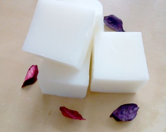 4 lbs Melt & Pour soap, 1.8 kg white glycerin soap, soap base, soap making supply, carving soap base, soap making base, soap supply