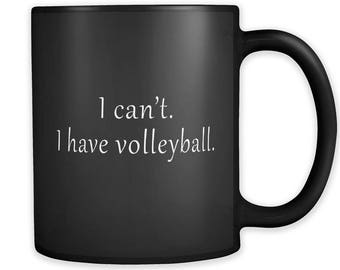 Funny Volleyball Gift, Funny Volleyball Mug, Volleyball Gifts, Volleyball Player Volleyball Coach Gift Volleyball Coach Volleyball Fan #a078