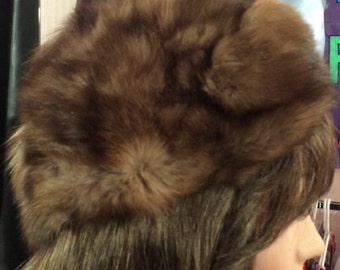 Gorgeous Sable fur hat