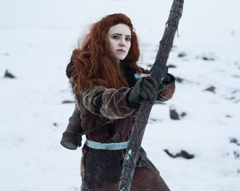 Ygritte Game of Thrones High Quality Costume