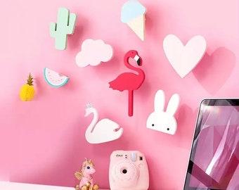 Heart hanger/ percha decorativa