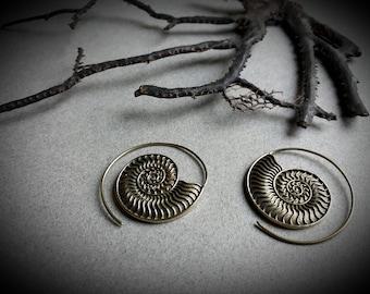 earrings *argonaut small*