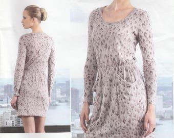 Designer Dress Pattern Vogue 1315 Sizes 14 16 18 20 22 Uncut