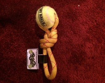 Knot toy