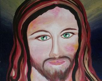 Christ Golden Glow