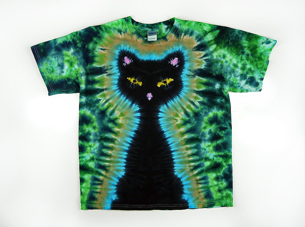 Tie Dye T Shirt Adult and Plus Sizes Short or Long Sleeves