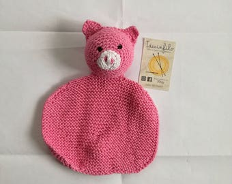 Pig -  baby doudou nap