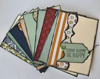 Think Happy, Be Happy Card Pack