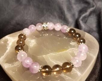 ADD/ADHD Custom Healing Crystal Bracelet