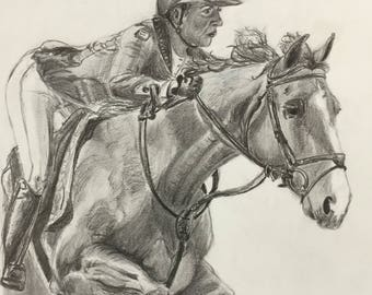 Detailed Graphite Drawing
