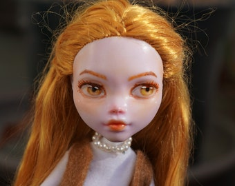 Hazel OOAK Custom Monster High Doll
