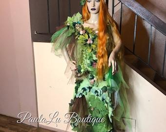 Green   Fairy    OOAK