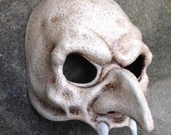 Nosferatu Vampire Mask for LARP, costume, cosplay