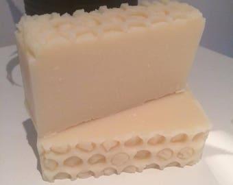 Creamy Goats Milk Soap