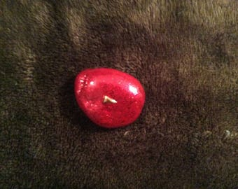 Enchanted Wish Stone - Red