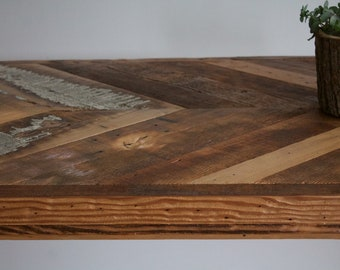 Oregon timber table