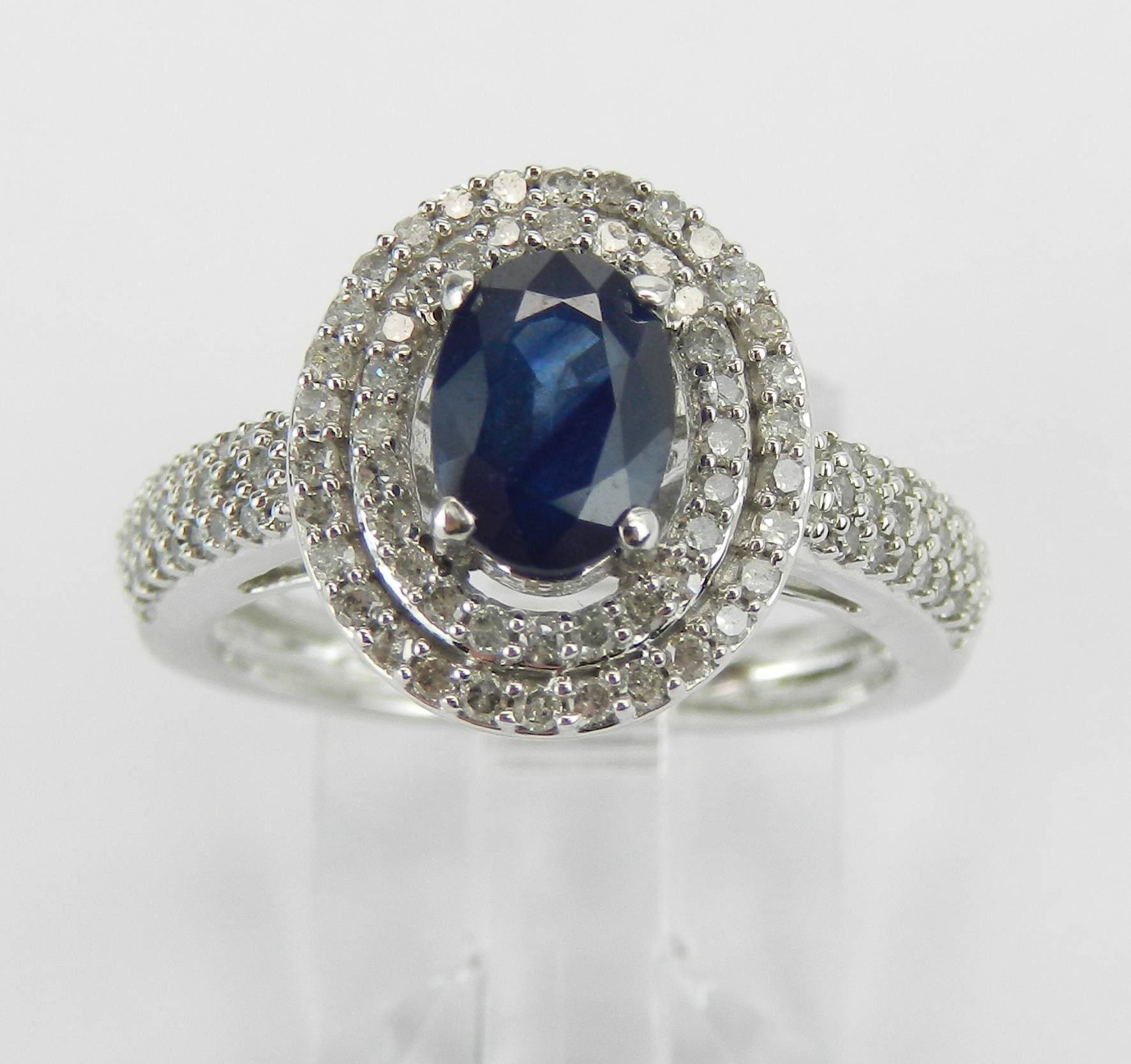 no sapphire lankan diamond sri pin platinum birthstone heat ring carat