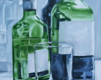 Unit Series No.3 - Oil Painting