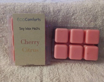 Cherry Citrus AKA Bite Me 100% Soy Wax Melts Vegan