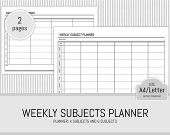 student timetable planner