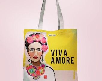 Frida Khalo Tote