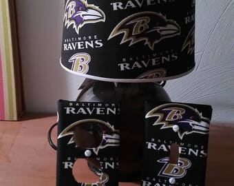 Personalized Nfl Man Cave Signs : Ravens man cave etsy