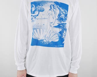 Botticelli 'Venus' Long Sleeve Tee