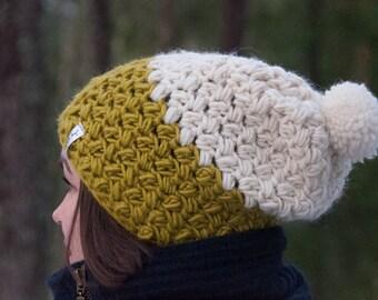 CROCHET PATTERN - Calida Hat Crochet Pattern - PDF Crochet Pattern