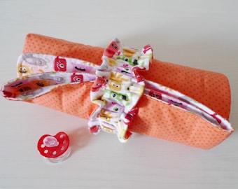 swaddle blanket PDF sewing pattern Sweet Dreams - quilted baby blanket pattern - receiving blanket pattern - instant download sewing pattern