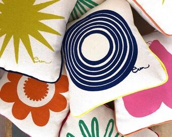 Icon Kiddo Pillows