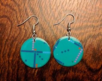 PDX Carpet Earrings