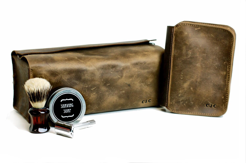 Women Makeup Bags Mens Toiletry Bag Vintage Canvas Dopp Kit Shaving Travel  Green | eBay