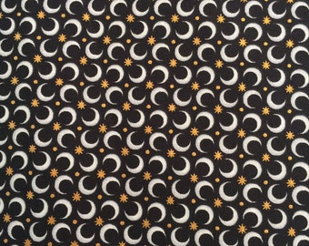 Moons and Stars by Jason Yenter from the Celestial Collection for In The Beginning  Fabrics