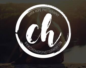 Premade Brand Logo Design, Branding Kit, Brand Design, Logo Branding, Premade Logo, Branding Package, Brand Watermark, Branding Set
