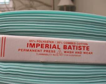 Imperial Batiste by the Half-Yard