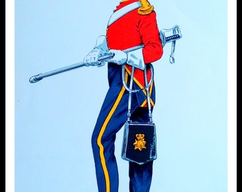 British Military Uniform poster (1 of 48)