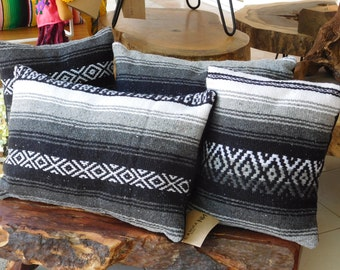 Sarape pillows