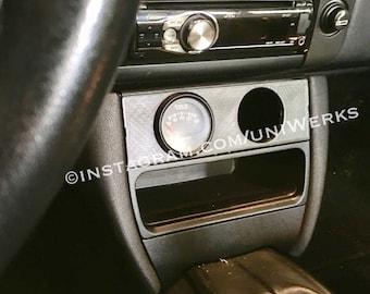 Porsche 986/996 Dual Gauge Panel
