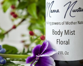 Body Mist//Natural Spray