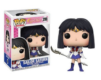 Sailor Saturn | Sailor Moon | Anime | POP Funko Figure 10 cm