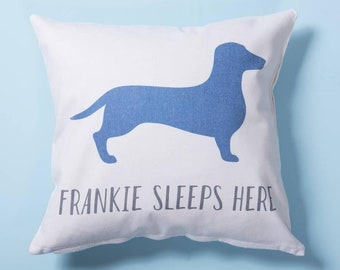 Personalised Pet Cushion Pillow