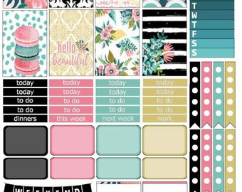Olivia | Weekly Printable Planner Kit