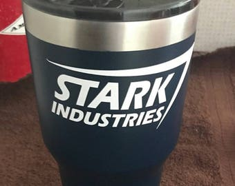 Stark Industries Iron Man The Avengers Marvel Decal Any Size Any Colors
