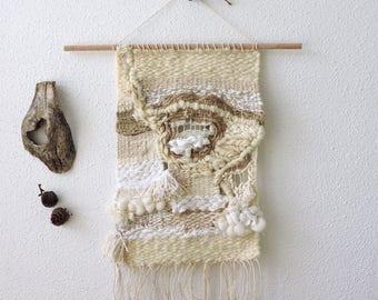 "Tapestry weaving ""Wild sweetness"""